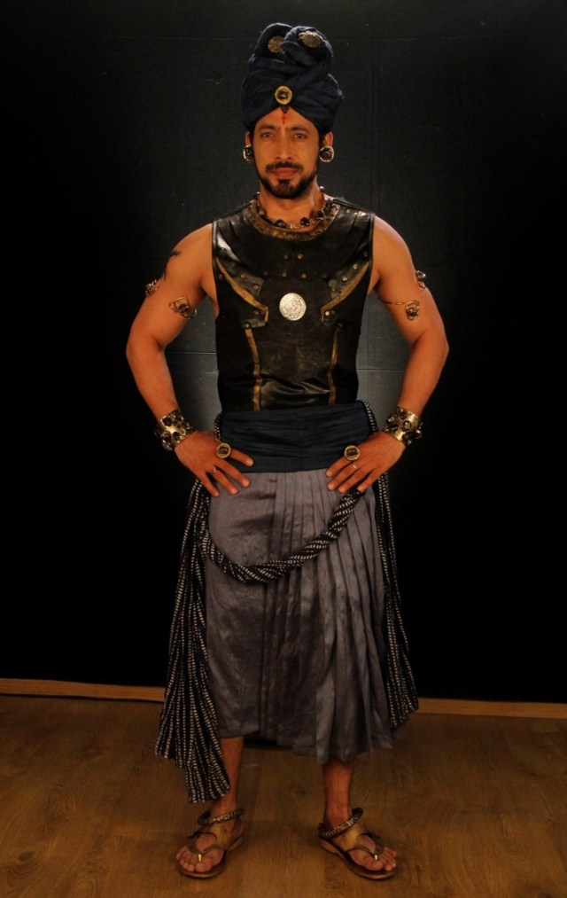 Hrishikesh Pandey as Ripudaman