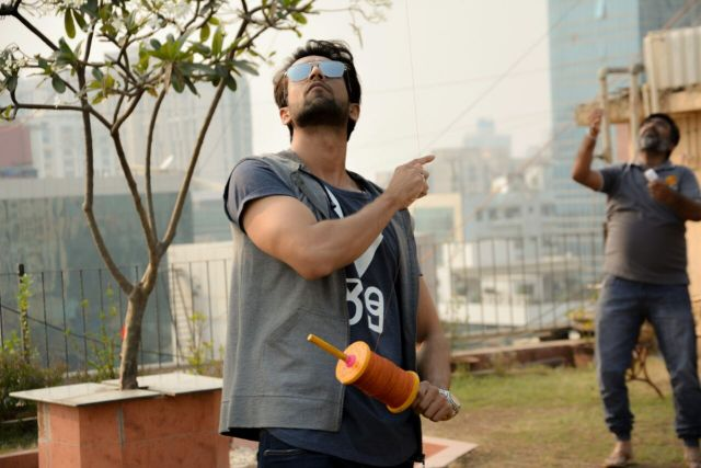 Mohit Madaan gets relives his childhood on Makar Sankranti!