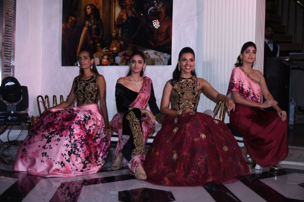 Launch of designer Rebecca Dewans Spring Summer Collection Songs Of Summer