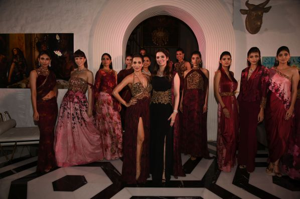 Malaika Arora Khan at the Launch of designer Rebecca Dewans Spring Summer Collection Songs Of Summer