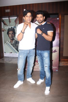 Ravi Kisen and Vineet Kumar Singh
