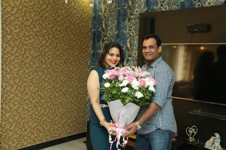 Teennaa Swayyam & Rajesh Shandaliya