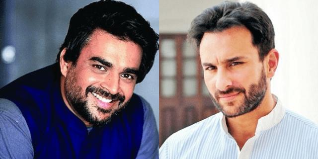 R Madhavan & Saif Ali Khan