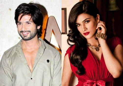 What?! Kriti Sanon And Shahid Kapoor Bag Nothing To Hide Award