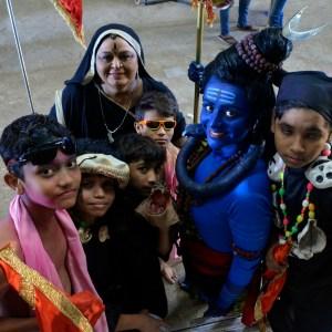 Prachi Tehlan Shiva Avatar