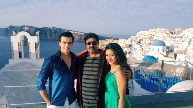 Rajan Shahi, Shivangi Joshi & Mohsin Singh (4)