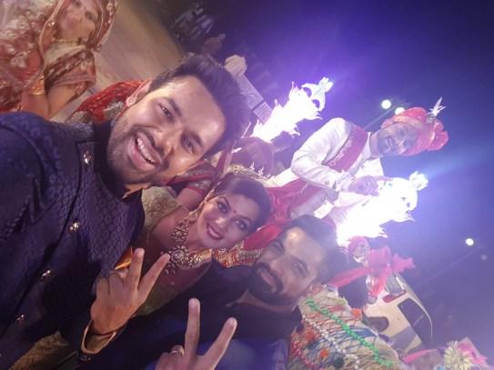 Saurabh Pandey, Zara Barring, Mohammd Nazim & Vineet Kumar Chaudhary