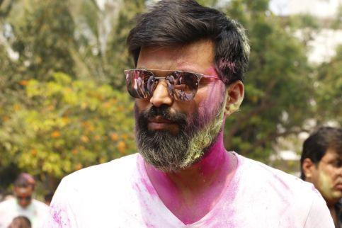 06 Anand Mishra @ Holi Invasion