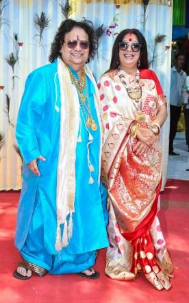 4. Bappi Lahiri with Chitrani Lahiri DSC_1468