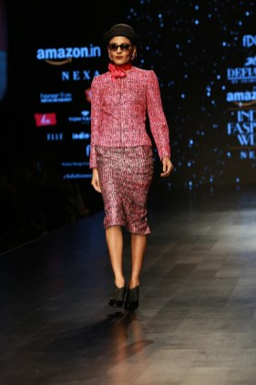 Adarsh Gill Amazon India Fashion Week 2018 (10)