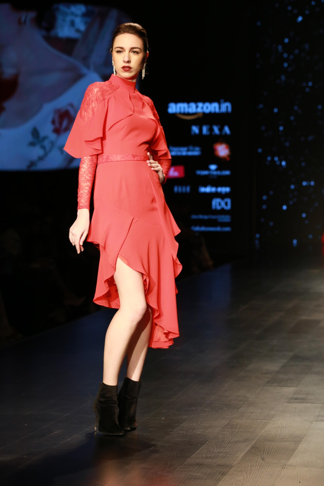 Adarsh Gill Amazon India Fashion Week 2018 (24)