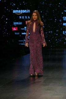 Adarsh Gill Amazon India Fashion Week 2018 (3)