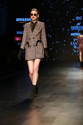 Adarsh Gill Amazon India Fashion Week 2018 (7)