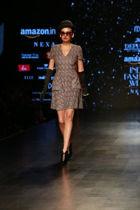 Adarsh Gill Amazon India Fashion Week 2018 (8)