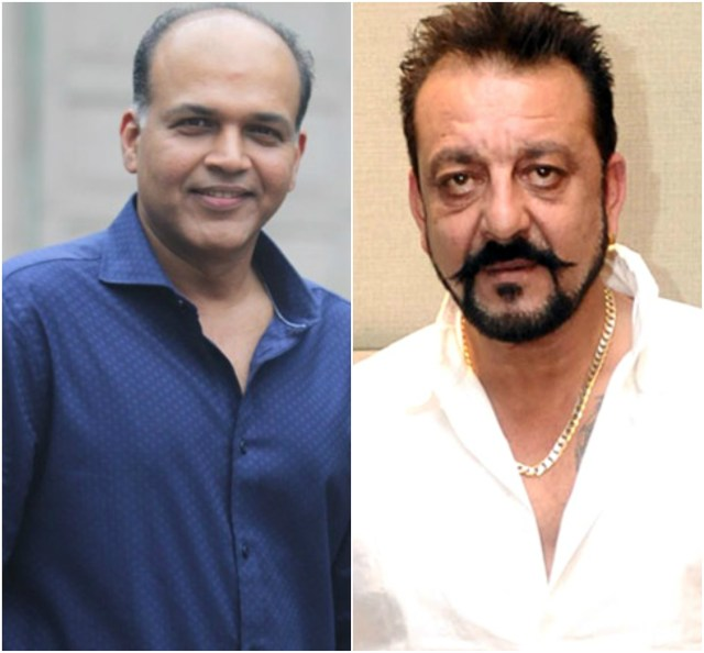 Ashutosh Gowariker and Sanjay Dutt