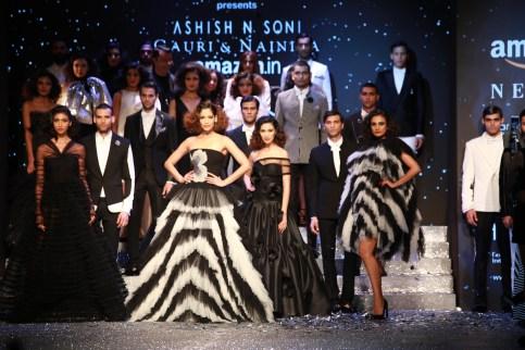 Gauri and Nanika Amazon Fashion Week 2018 (10)