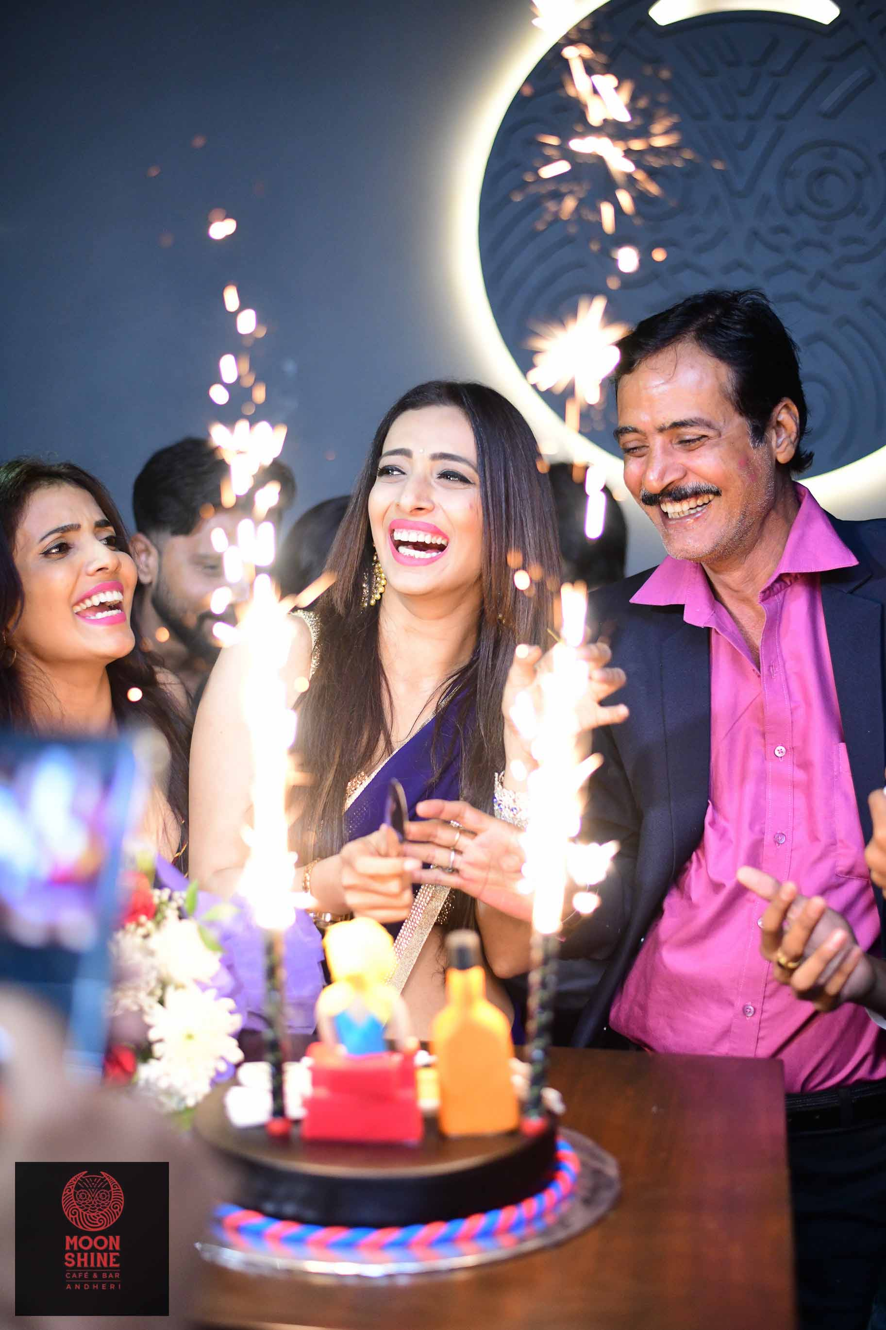 Heena Panchal Birthday celebration
