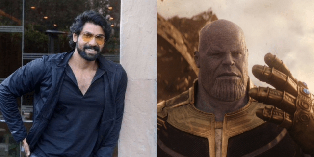 Rana Daggubati as Thanos