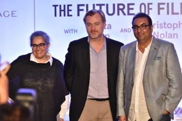 Christopher Nolan's Visit To India For Reframing The Future Of Film Even (2)