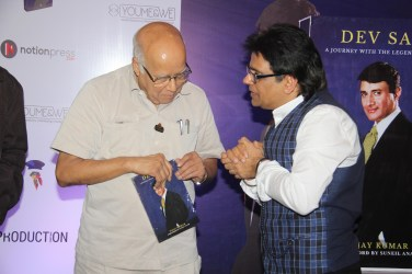 Dev Saab - A Journey With The Legend Dev Anand Book Launch (1)