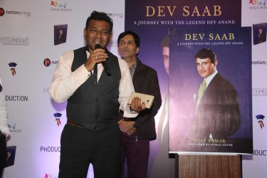 Dev Saab - A Journey With The Legend Dev Anand Book Launch (2)