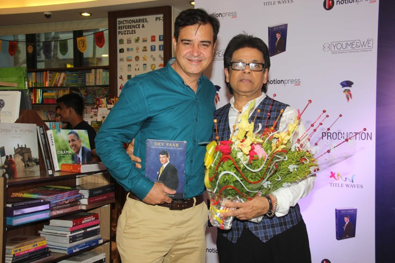 Dev Saab - A Journey With The Legend Dev Anand Book Launch (5)