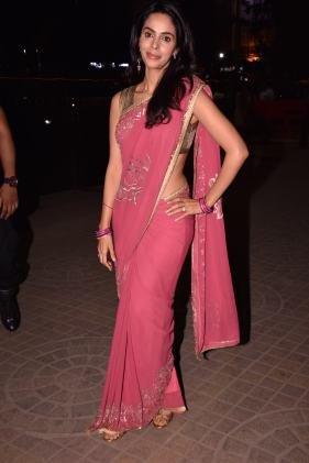 Malika Sherawat at the Premiere of DaasDev