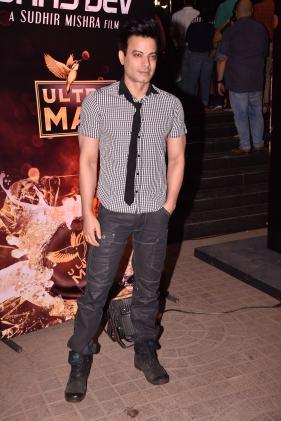 Rahul Bhat at the Premiere of DaasDev
