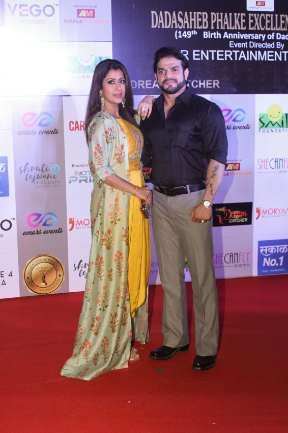 The Dadahaheb Phalke Excellence Awards 2018 (11)