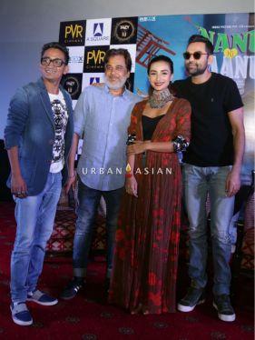 The cast of Nanu Ki Jaanu 2
