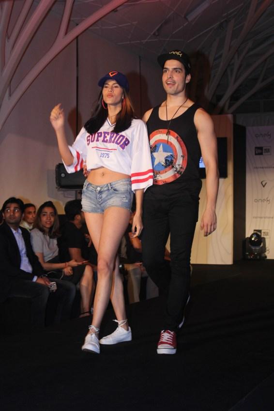 Virat Kohli's headgear collection launch (1)