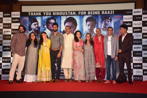 Raazi Success press Conference (2)