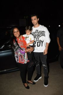 Arpita Khan and Ayush Sharma