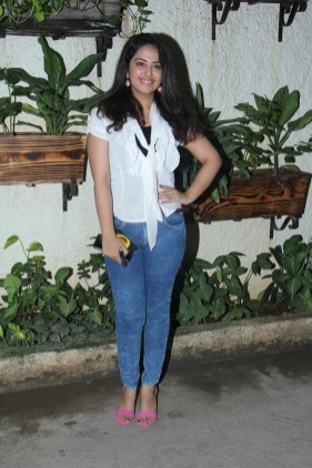 Avika Gor at Incredibles 2 screening