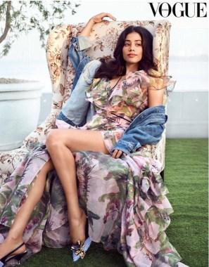 Janhvi Kapoor Vogue Magazine Cover 2018 (2)