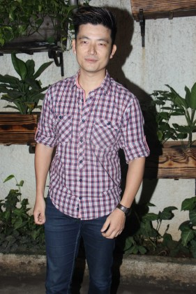 Meiyang Chang at Incredibles 2 screening
