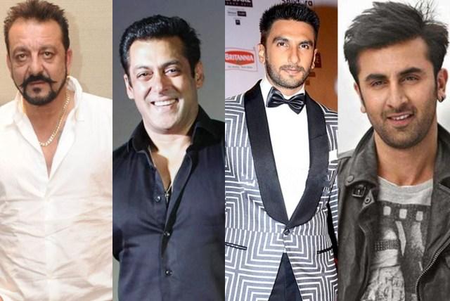 Sanjay Dutt_ Salman Khan, Ranveer Singh And Ranbir Kapoor Can Play Gangsters