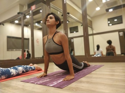 Shakti Mohan International Yoga Day 2018