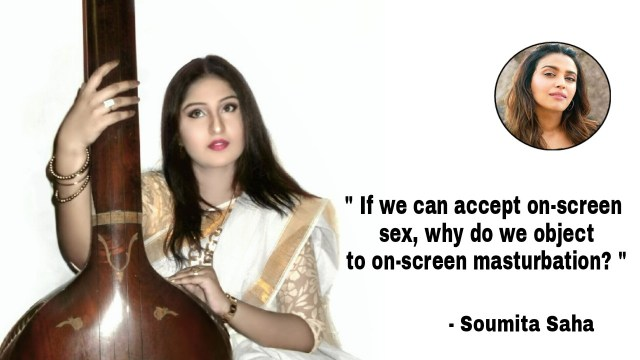 Soumita Saha shares her views on the Veere di Wedding Controversy