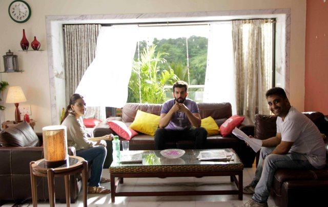 Jay Bhanushali and Swara Bhaskar1