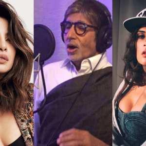 world music day special - priyanka chopra, shraddha kapoor, amitabh bachchan
