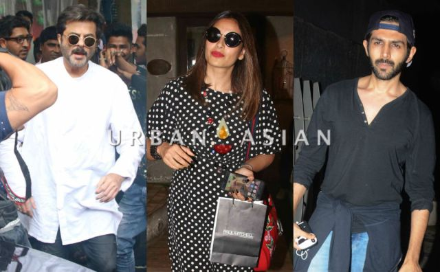 Bollywood celebs snapped in the city