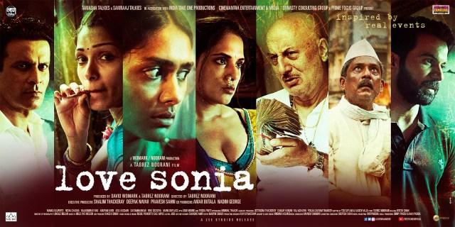 Love Sonia Poster