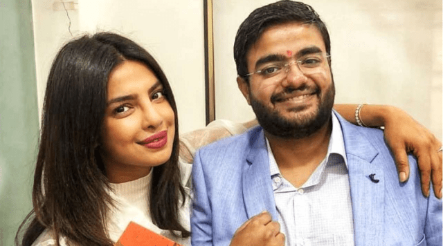 Priyanka Chopra Raksha Bandhan Celebrations