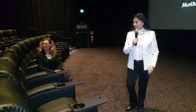 Simi Garewal at the special screening of Siddhartha in Melbourne (2)