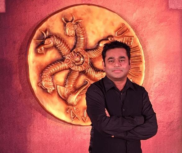 A.R. Rahman adapts his iconic song Dhakka Laga Bukka as the anthem for amazon original series Tandav