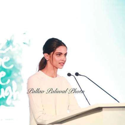 Deepika Padukone - Mental Health