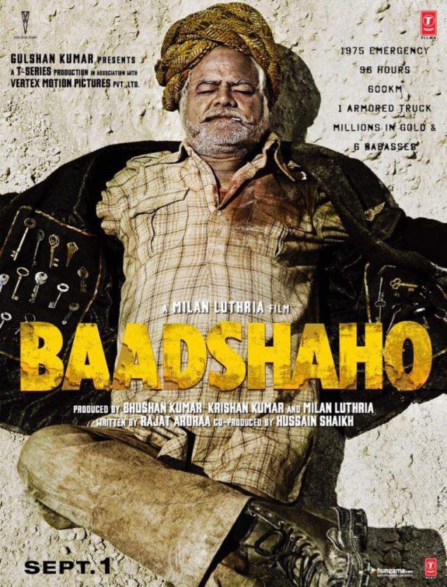 Sanjay Mishra in Badshaho