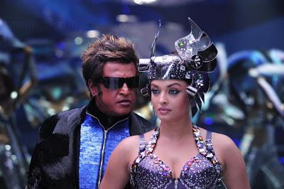 Aishwarya Rai in Robot