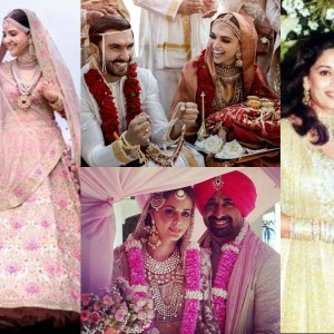 Bollywood wedding held abroad